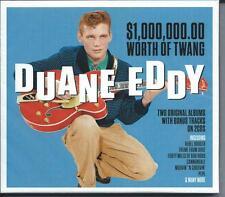 Duane Eddy - $1,000,000 Worth Of Twang (2CD 2015) NEW/SEALED