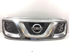 NISSAN TERRANO 2 R20 (2005) FRONT GRILL WITH BADGE CHROME