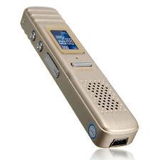 8GB Digital Diktiergeraet Recorder MP3 Player GY