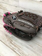"""New Rawlings Fastpitch WFP120 12"""" Softball Glove Right Hand Throw NWT       2A"""