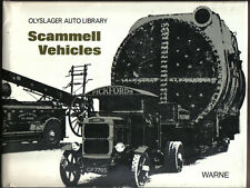 Scammell Vehicles 1920-1970 Arctics Military Municipal Fire Construction Scarab