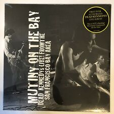 Dead Kennedys - Mutiny on the Bay [New Sealed Vinyl LP] Live Album - MFO 42905