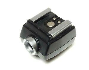 Minolta Off Camera Shoe - For Minolta 360PX / 280PX / 132PX Flashguns