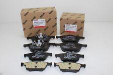Original Forros de Freno Delantero + Trasero Ford Focus - C-Max 1809256 +