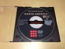 New 2016 Gen 4 Toyota Lexus Navigation Map GPS Update DVD Version 15.1 U30