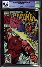 DOCTOR STRANGE SORCERER SUPREME #44 (1992 Marvel) CGC 9.6 NM+ Infinity War
