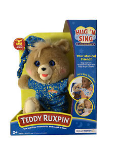 Teddy Ruxpin Soft Toy