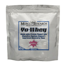 Yo Whey Strawberry by Muscle Research 21 Scoop Bag