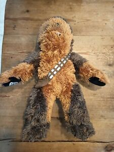 Build A Bear ~Chewbacca ~Star Wars ~Excellent Condition ~Rare