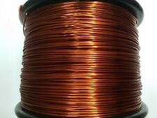 "Essex Magnet Wire 10 AWG Gauge, 0.1054"" 1.5 LB Enameled Copper Coil Winding"