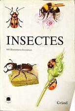 INSECTES - J. ZAHRADNIK - GRUND, 1991