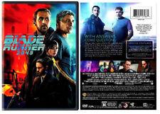 Blade Runner 2049 (DVD 2017) Free Fast Shipping,
