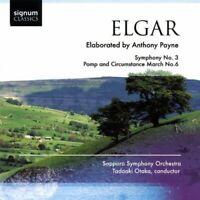 Edward Elgar - Elgar - Symphony No 3 (The Sketches of Edward Elgar [CD]