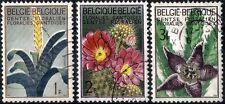 Flowers Decimal Postage European Stamps