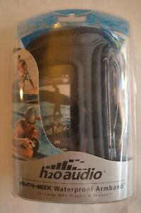 NEW H20 Audio Amphibx Waterproof Armband for Older iPhone, iPod Touch & MORE