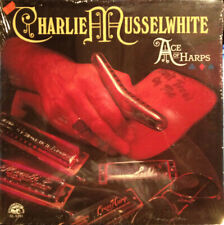 Charlie Musselwhite-Ace Of Harps CD 1990 Good Condition