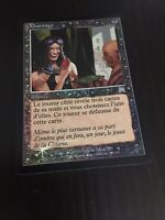 MTG ONSLAUGHT BLACKMAIL (FRENCH CHANTAGE) NM FOIL