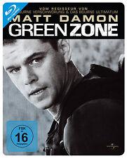 Blu-ray * GREEN ZONE - STEELBOOK - Matt Damon # NEU OVP +