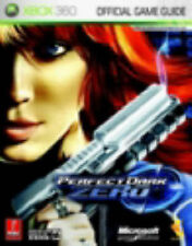 Perfect Dark Zero: The Official Strategy Guide by David S J Hodgson, Fletcher Bl