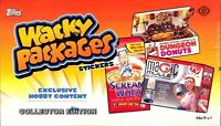 2013 Topps Wacky Packages COMPLETE SET Series 10 (1-55) STICKERS Live NEW!!!