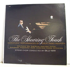 """33 tours GEORGE SHEARING Disque LP 12"""" THE TOUCH Billy MAY Piano Jazz CAPITOL"""