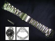 ORIS Titanium Band Bracelet strap on Aquis 46mm 743 7664 7154MB small sec-date