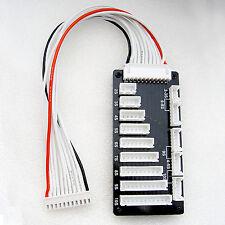 Équilibreur Adaptateur Board 2s-10s JST-xh tp align thunder power 7.4v-37v Lipo Batterie