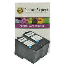36 / 18C2130 Compatible Black Ink Cartridge Twin Pack