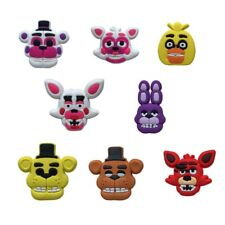 50PCS Five Nights at Freddy's-8 Shoe Charms Shoes Accessories Kids Gifts