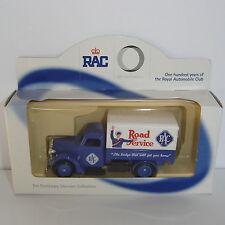 Lledo : 1939 Ford Canvas-Back Truck : RAC - Royal Automobile Club : SL70000a