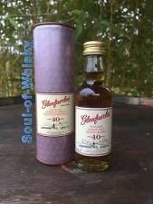 Glenfarclas 40 ans Mini avec 43% whisky écossais
