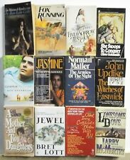 12 books POPULAR NOVELS BEST SELLERS Great Stories Lot #A387 Free US S/H