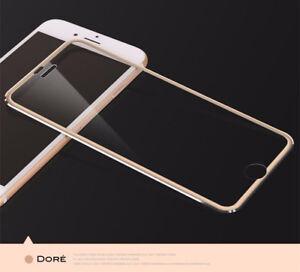 iPhone 6 Plus/6s Plus Protection 3D Titanium Tempered Glass H9 anti Shock