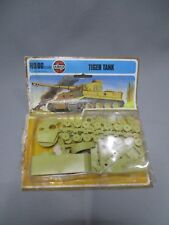 AH963 AIRFIX WWII WW2 TIGER TANK 01308-4 OO 1/76 HO 1/87 DIORAMA MAQUETTE