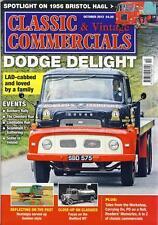 CLASSIC & VINTAGE COMMERCIALS-OCT 13-DODGE-SEDDON-BEDFORD WT-CLASSIC TRUCK LORRY