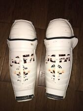 Jofa 6090 Nhl Pro Stock 15� Shin Pads Made In Sweden