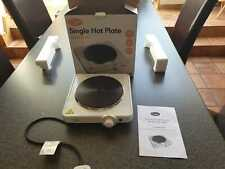 QUEST SINGLE HOT PLATE NEW Condition (R8)