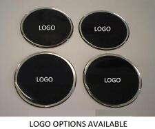 60mm Alloy Wheel Trims Center Resin Centre Badges fits CHRYSLER