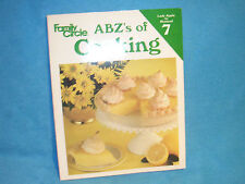 Family Circle ABZ's of Cooking Lady Apple to Mustard Volume 7