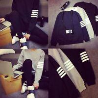 Men Unisex Long Sleeve Hoodie Sweatshirt Sweater Casual Hooded Coat Pullover Top