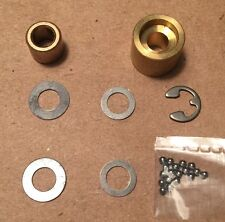 Lionel 671 2020 Turbine Motor Rebuild Kit Thrust Washers (12) Bearing Balls -New