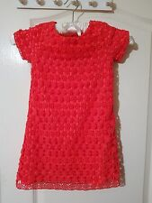 M&S Girl Lace Dress Size (5-6,6-7,13-14years)