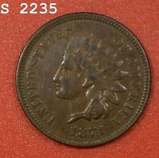 """1871 Indian Head Cent """"XF"""" *Free S/H After 1st Item*"""