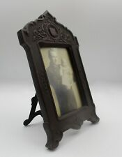 Antique Victorian Gutta Percha Photo Frame