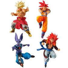 Dragon Ball Super Bandai Mini Figure VS Series 2 (Goku, Gogeta, Broly, Beerus)
