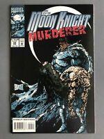 Marc Spector: Moon Knight #59, NM- 9.2, Stephen Platt Art