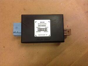 Citroen Grand Picasso 2.0 Hdi Alarm Module 9657384680