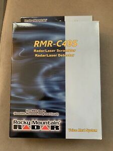Rocky Mountain Radar RMR-C495