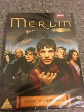 Merlin BBC DVD Volume One Episodes 1-6 Series Two 3 Disc  Set