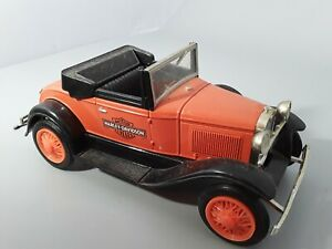 Spec Cast Harley-Davidson Ford Model A Bank 1/24 Scale No Box